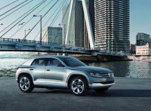 Фото VW Cross Coupe Concept