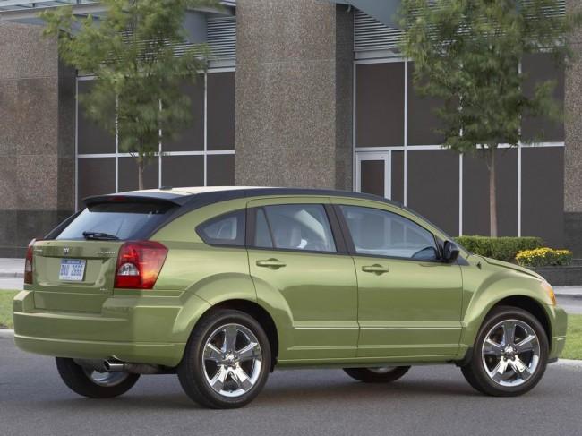 Фото нового Dodge Caliber 2011