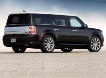 Новый Ford Flex 2016 года