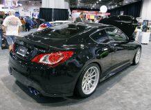 Genesis Coupe RM500 на выставке SEMA 2011