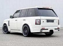 Тюнинговый Range Rover V8 Supercharged фото