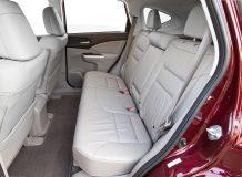 Интерьер Honda CR-V 2012 года