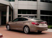 Новый Hyundai Azera 2015 фото