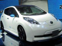 Тюнинговый Nissan Leaf от NISMO