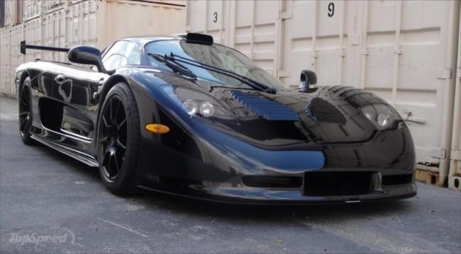 Суперкар Mosler Raptor GTR 2012