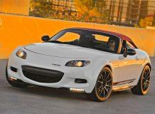 Фото Mazda MX-5 Spyder Concept
