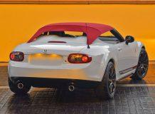 Mazda MX-5 получила версию Spyder