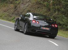 Фото нового Nissan GTR 2012