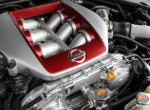 Двигатель нового Nissan R35