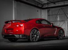 Новый Nissan GT-R 2014 фото