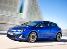 Opel Astra OPC 2013 фото