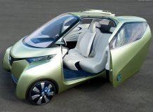 Фото Nissan PIVO 3 Concept