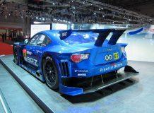 Фото Subaru BRZ GT300