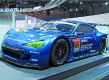 Subaru привезла в Токио BRZ GT300