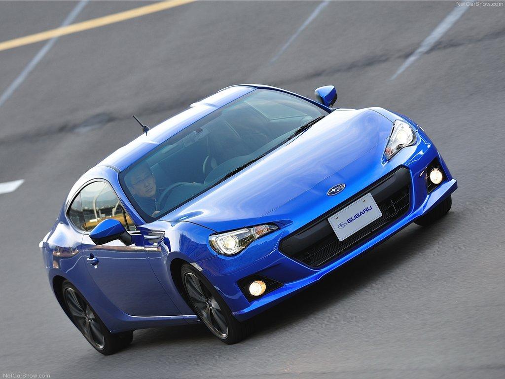 Subaru BRZ 2014 фото