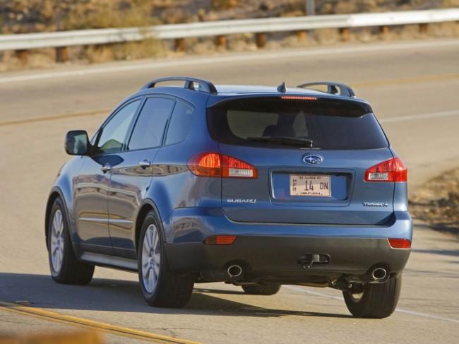 Обновленный Subaru Tribeca B9