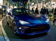 Фото Тойота GT 86 2017 в новом кузове