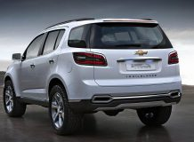 Фото Chevrolet TrailBlazer Concept