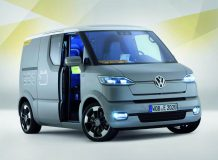 Фото Volkswagen eT! Concept