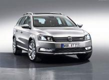 Volkswagen Passat Alltrack 2014 фото