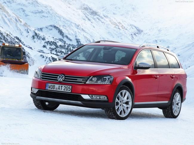 Фото Volkswagen Passat B7 Alltrack 2013