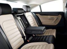 Интерьер Volkswagen Passat CC
