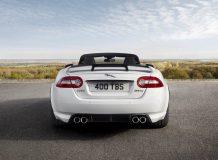Новый Jaguar XKR-S кабриолет