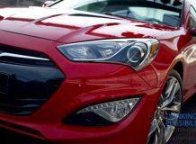 Первые изображения Genesis Coupe 2012