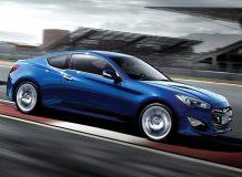 Фото нового Хендай Дженезис купе 2012