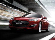 2012 Hyundai Genesis Coupe фото