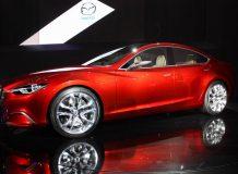 Mazda представила Takeri Concept