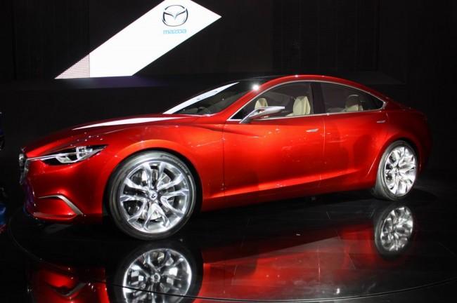 Mazda Takeri Concept дебютировала в Токио