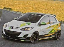 Турбированная Mazda2 фото