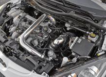 Двигатель от 3MPS под капотом Mazda2
