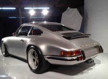 Фото тюнинг Porsche 911 (964) от Singer Vehicle
