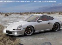 Обвес Retro Styling для Porsche 997
