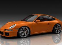 Ретро-обвес для купе Porsche 911 (997)