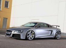 Audi R8 в обвесе Toxique