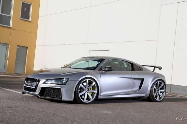 Audi R8 получила обвес Toxique от ателье TC Concepts