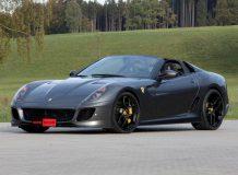 Фото тюнинг Ferrari SA Aperta