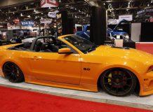 Тюнинг Ford Mustang на SEMA 2011