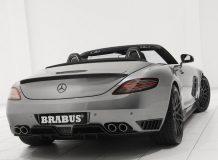 Mercedes SLS Roadster от Brabus