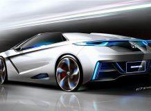 Honda готовит Small Sports EV Сoncept