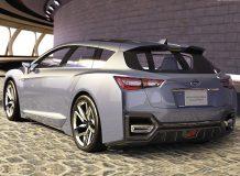 Subaru Advanced Tourer фото