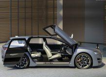 Subaru представила Advanced Tourer Concept