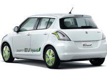 Фото Suzuki Swift EV Hybrid