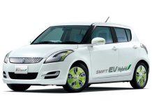 Электрический Сузуки Свифт EV фото