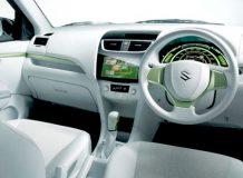 Фото салона Swift EV Hybrid