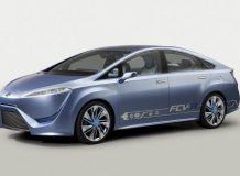 Фото Toyota FCV-R Concept