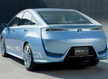 Тойота FCV-R Concept фото